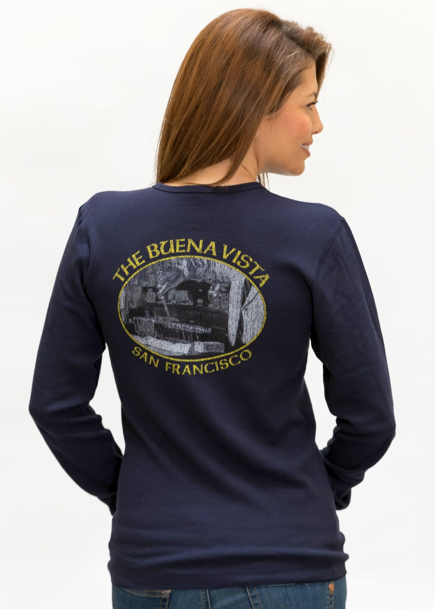 Women's Buena Vista Cafe Hacci Slouchy Pullover