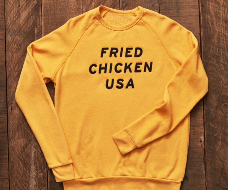 Huffington Post: KFC's Online Merch Release