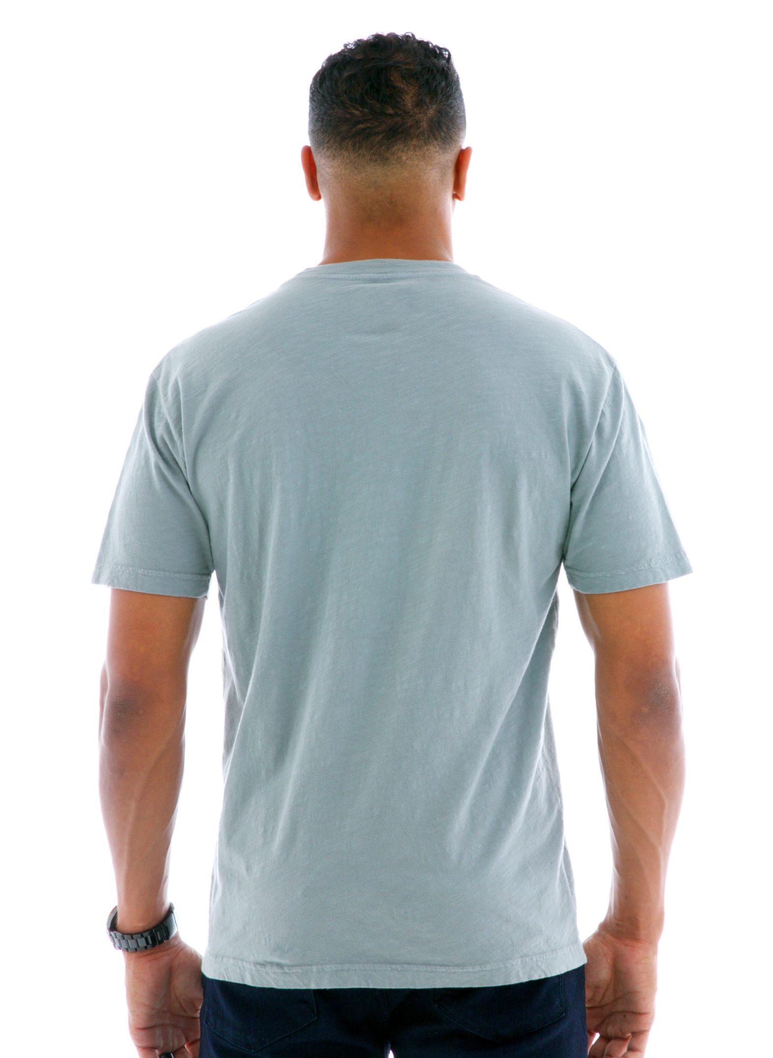 Premium Slub Jersey Custom Printed T-Shirt