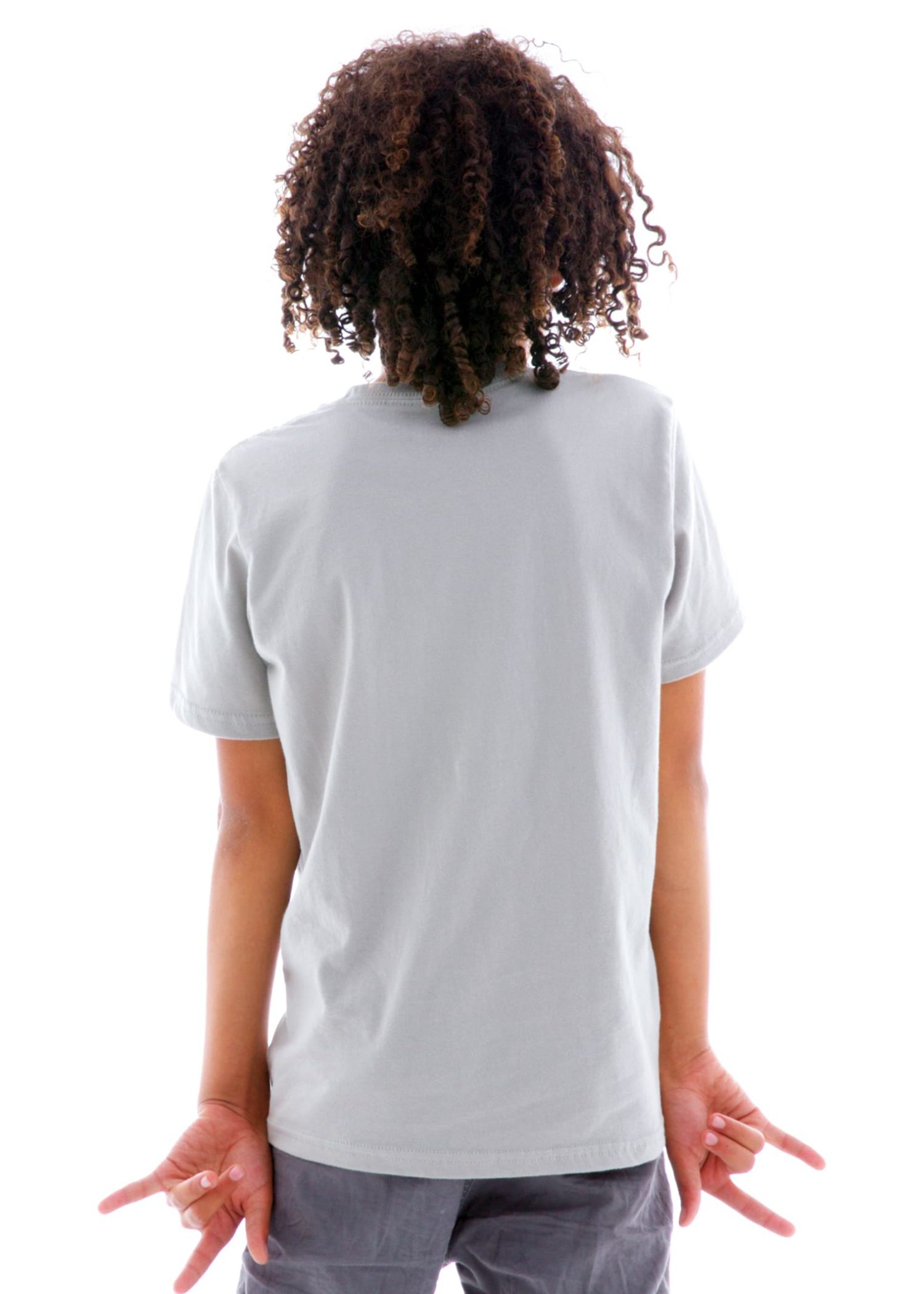 Kid's Short Sleeve Crew T-Shirt