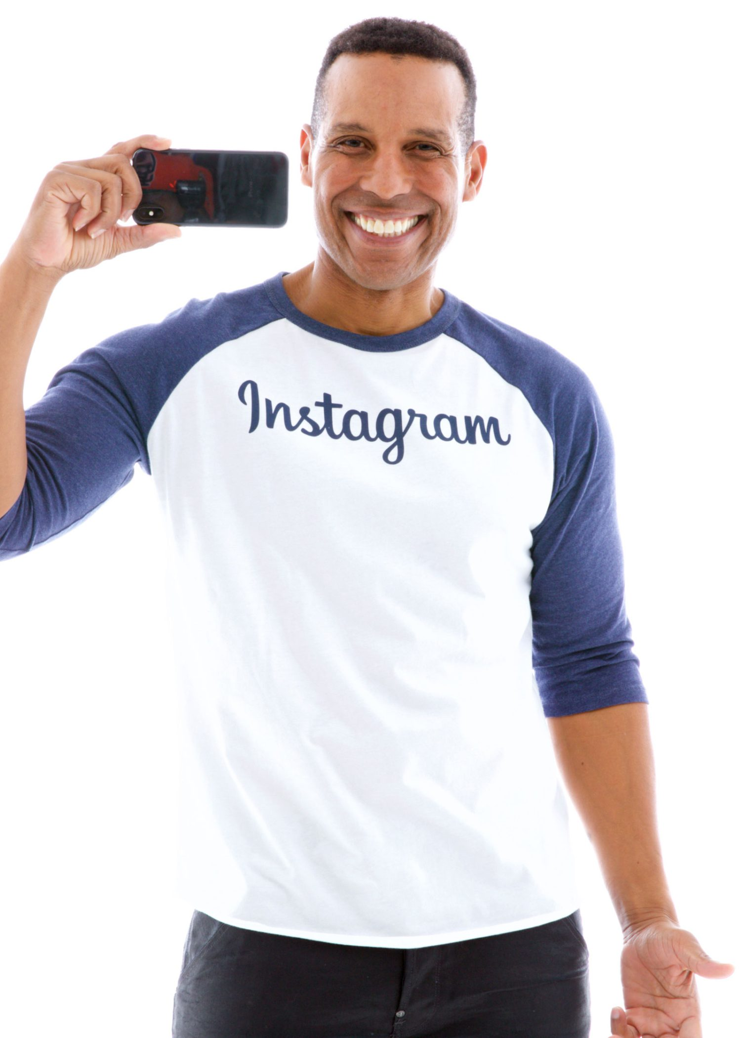 Raglan Crew Custom Longsleeve T Shirts