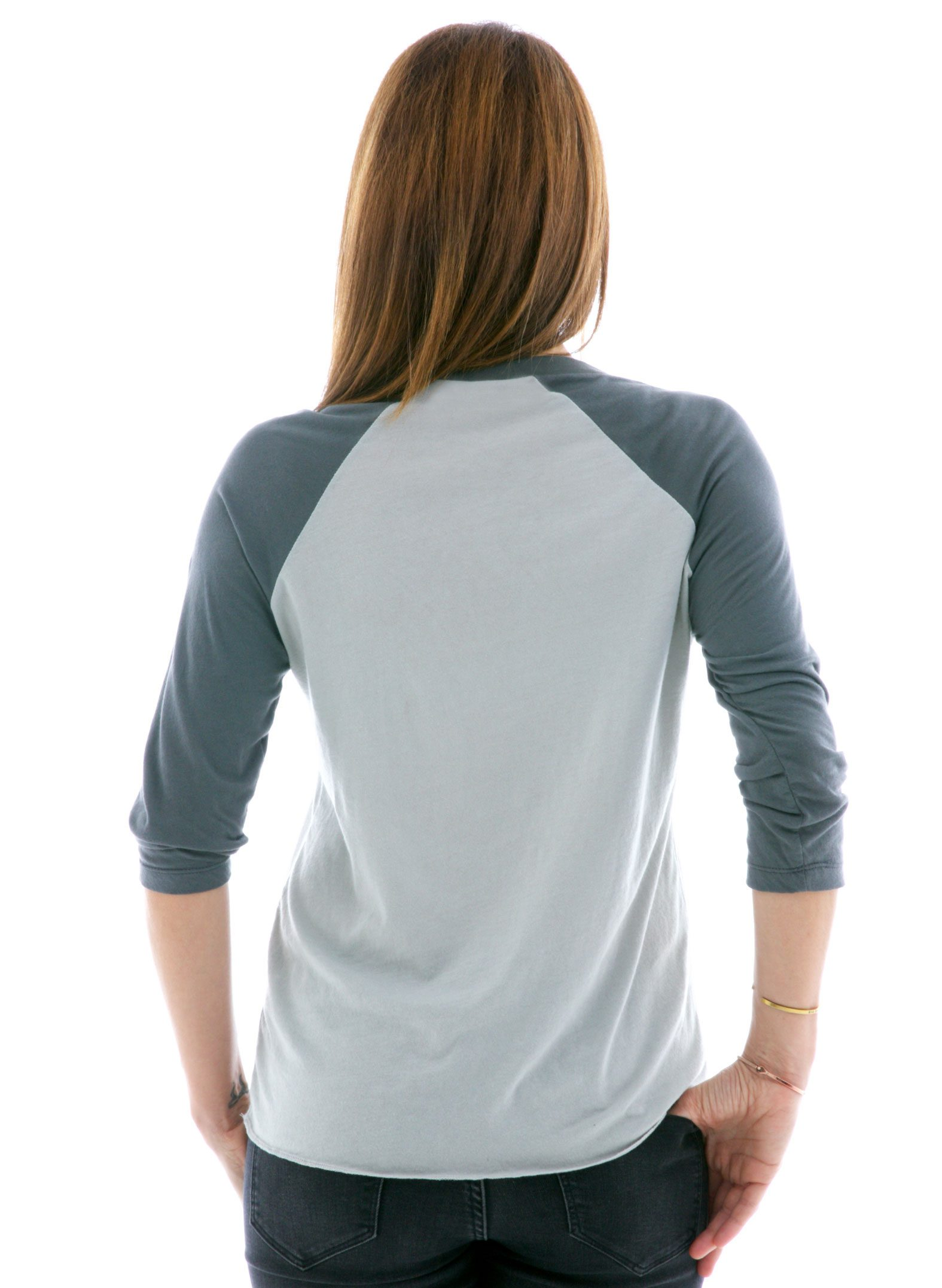 Women's Long Sleeve Raglan Jersey
