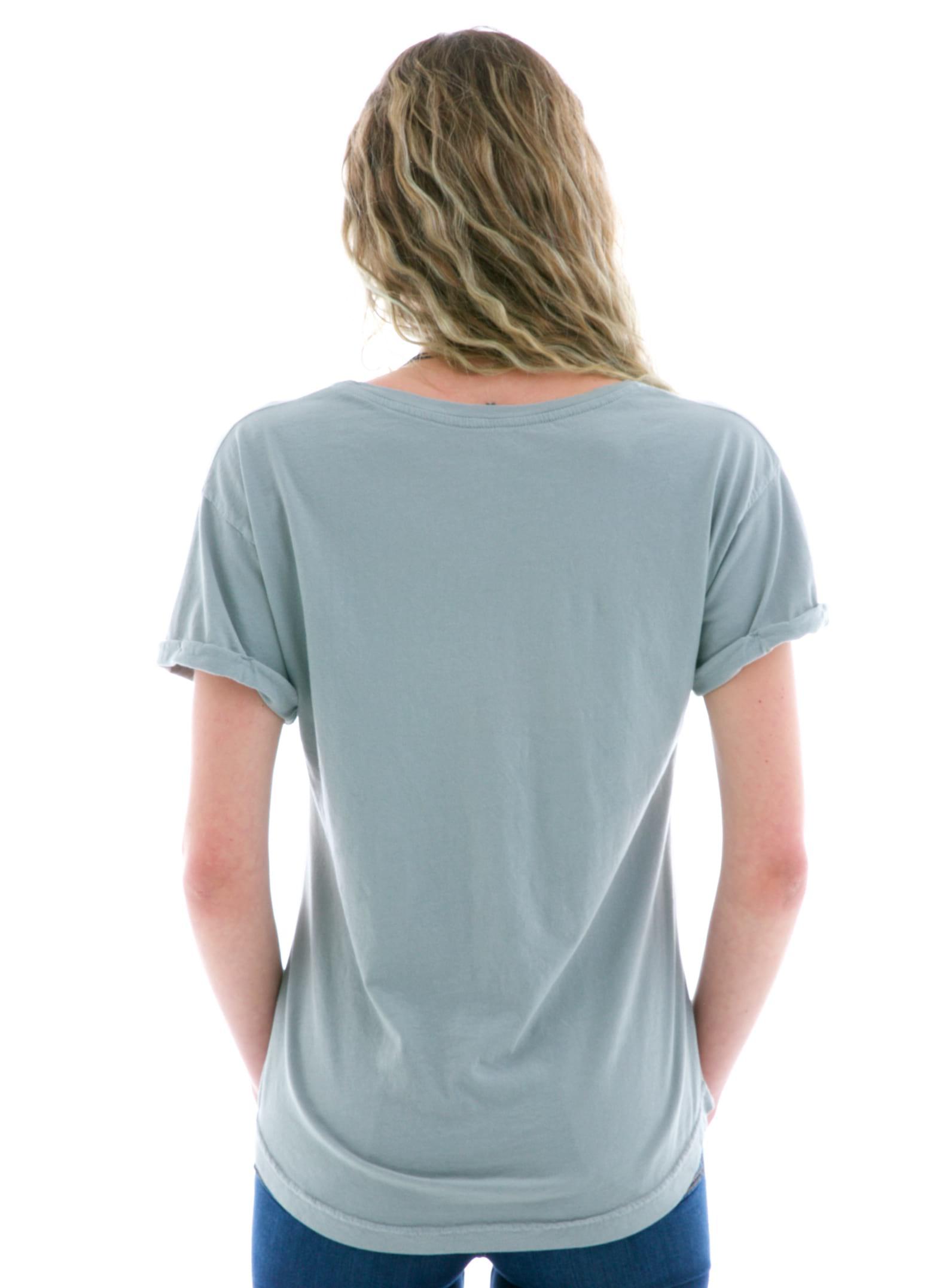 Rollup Custom Printed T-Shirt