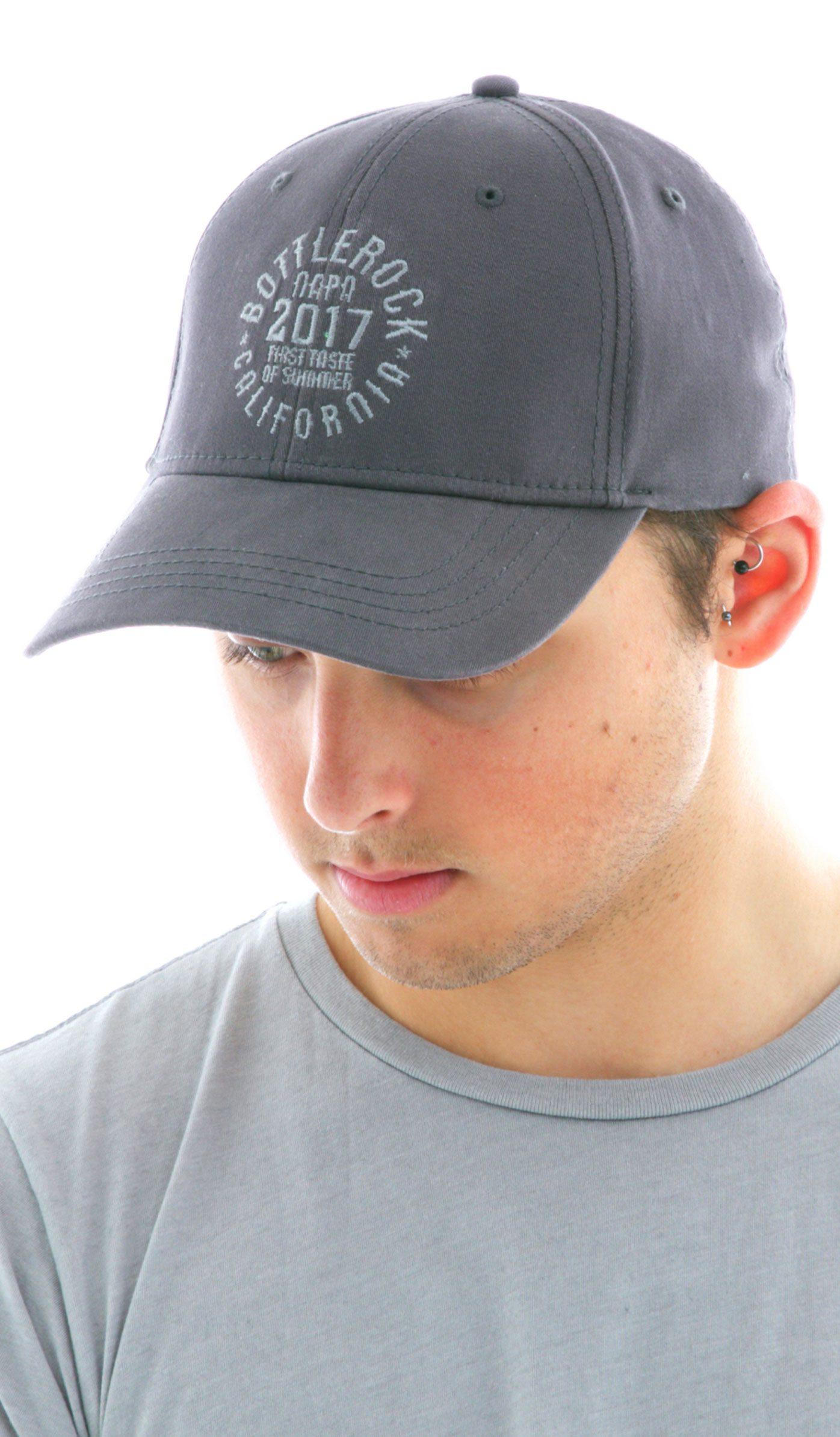 Custom Fitted Low Profile Baseball Caps