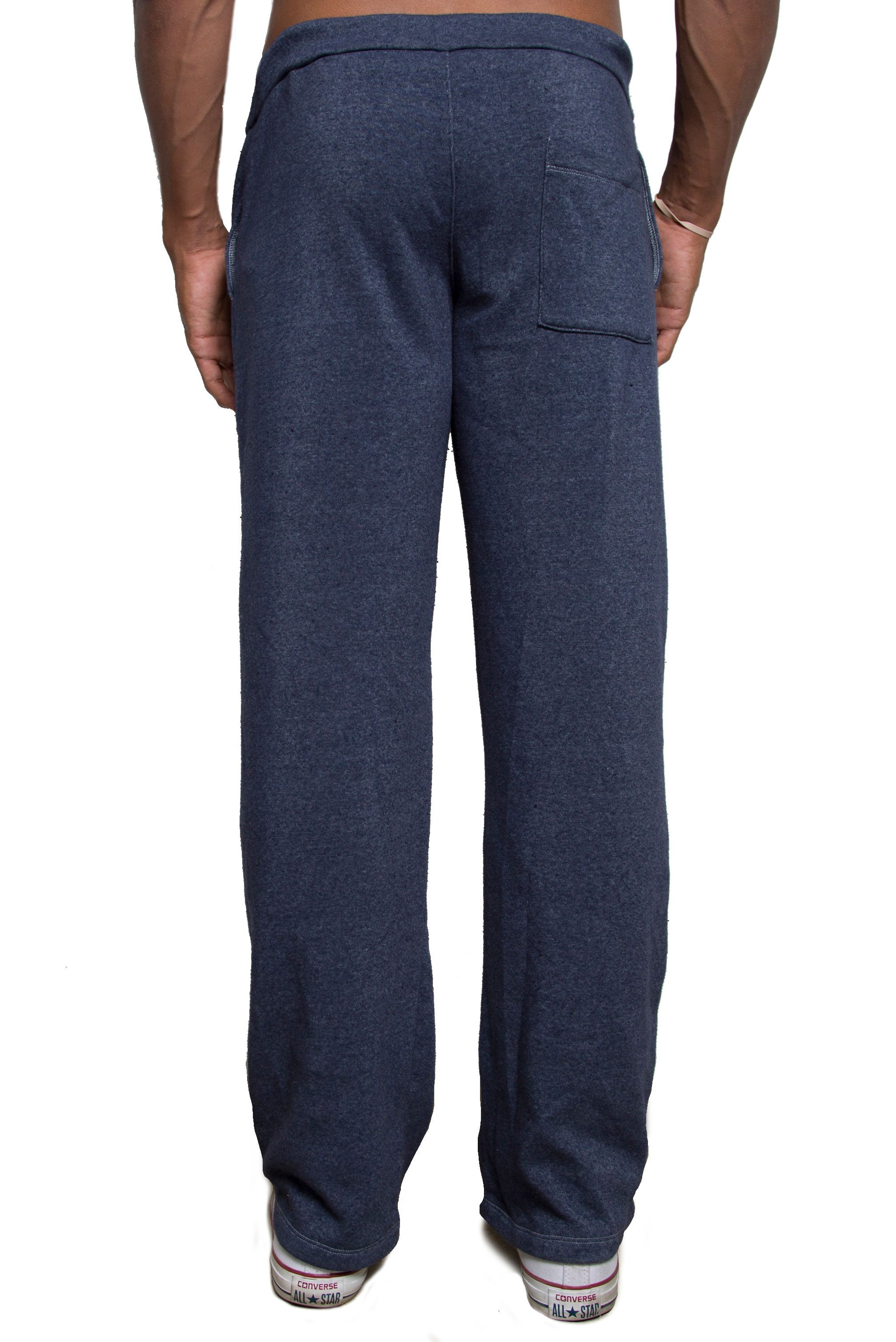 Relaxed-Fit Sweatpant Back View
