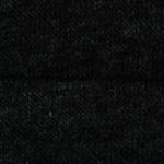 Jet Black Fleece Fabric