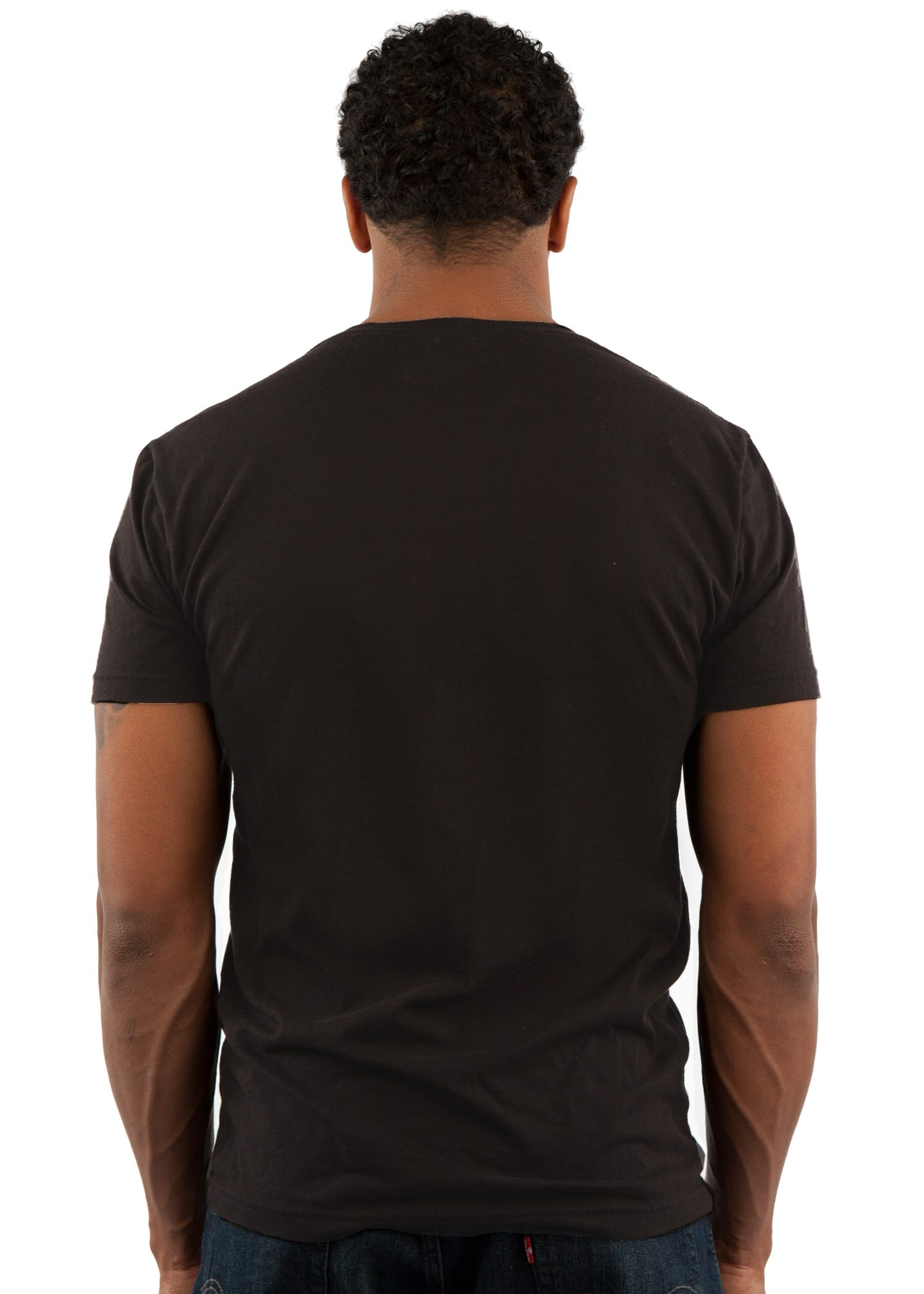 GG 70 Mens Select SS Crew- back alt