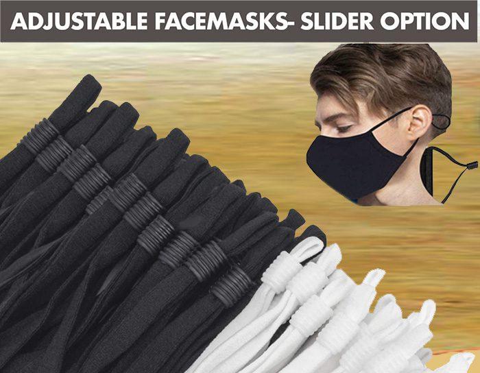 adjustable slider option mask