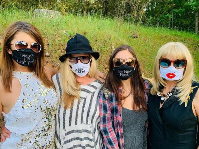 "The New ""Girl's Night Out""! . . . . . #thenewblack #iwokeuplikethis #keepcalm #marilynmonroe  #custommasks #goldengoodsmasks  #fashionmask #reusablemasks #protectyourself #facecover #protectivemask #clothmasks #logomasks #brandyourmask #customfacemask #flattenthecurve #mask4all #facemasktime #facemaskselfie  #mask #covidmask"